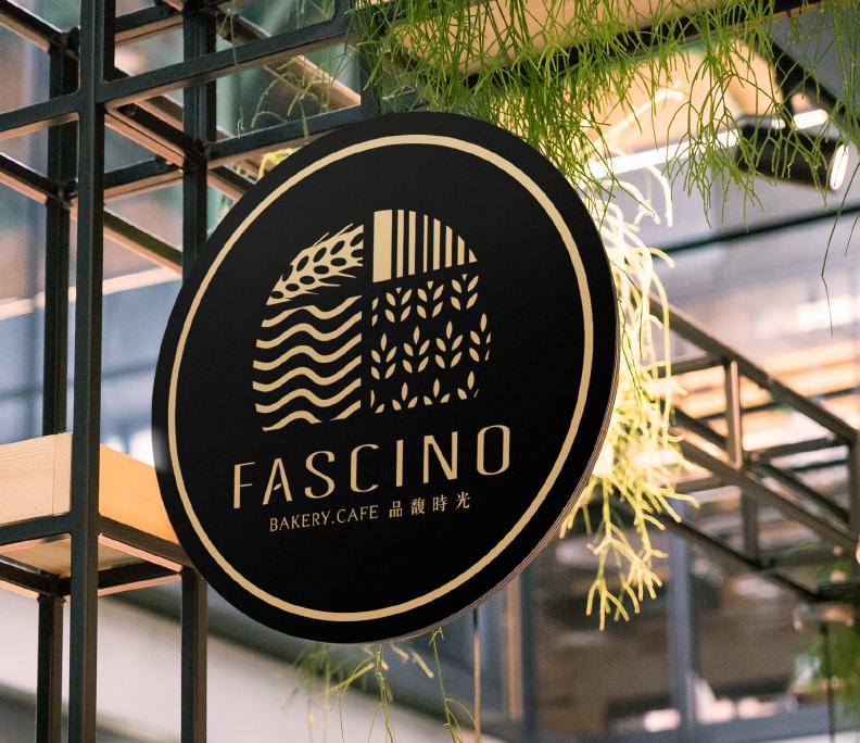 FASCINO Chain Store Rebranding & Design