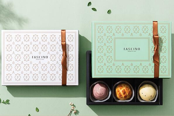 FASCINO 品馥時光 禮盒包裝規劃設計