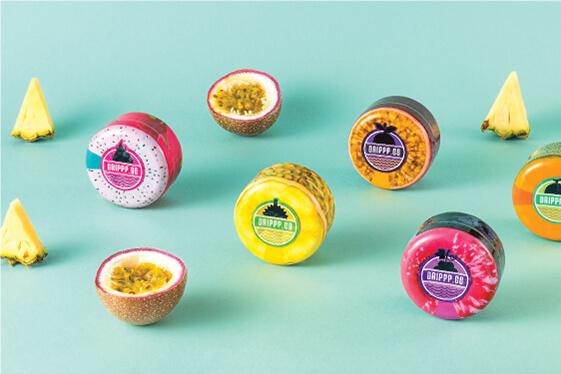 drippp 滴牌 產品包裝設計
