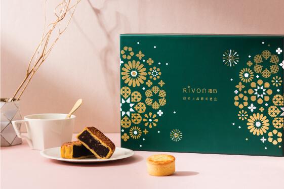 Rivon 禮坊 中秋禮盒包裝設計