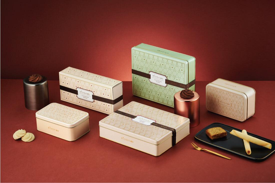 RIVON 禮坊 產品包裝規劃設計